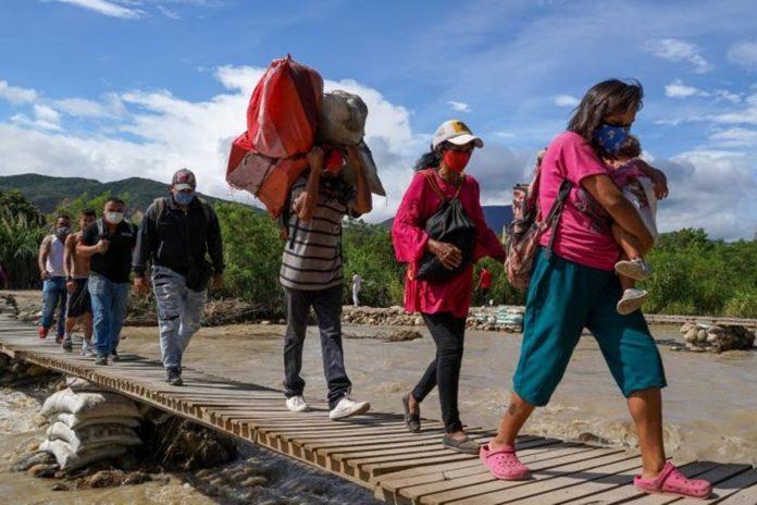 """Frontera entre Venezuela y Colombia: """"Ante el abandono del Estado, los grupos criminales se hacen fuertes"""""""