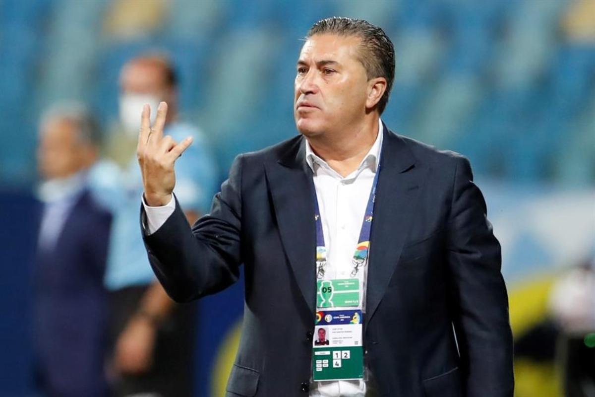 José Peseiro, director técnico de la Vinotinto