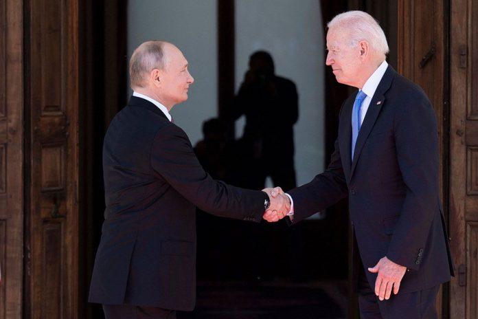 Biden afirmó que Putin no quiere una Guerra Fría y EE UU tampoco