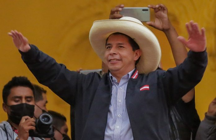 mandato; económico en Pedro Castillo Venezuela-Izquierda latinoamericana