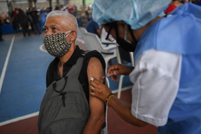 dosis, vacunación Vacunación Venezuela, brazo