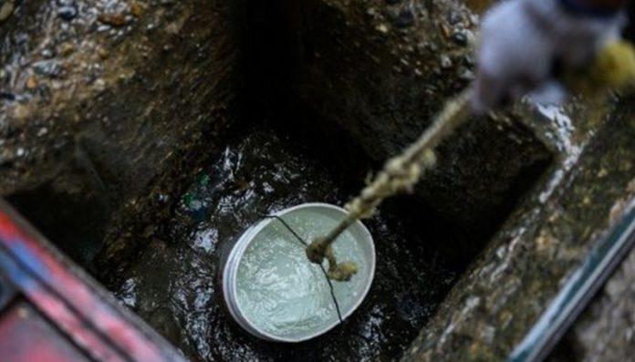El agua que reciben los venezolanos, El Nacional