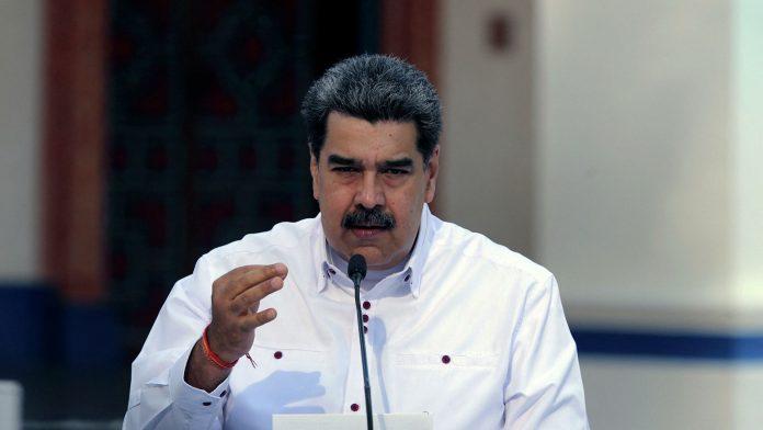 Nicolás Maduro Fuerza Vecinal