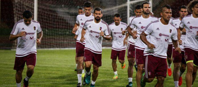 La Vinotinto está en Brasil para participar en la Copa América