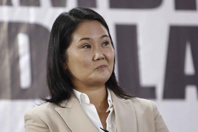 Keiko Fujimori pedido de prisión preventiva contra Fujimori