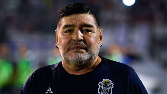Diego Maradona, El Nacional