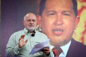 Diosdado Cabello Enrique Márquez