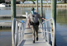Florida emitió alerta por el alto nivel de algas tóxicas en su lago más grande