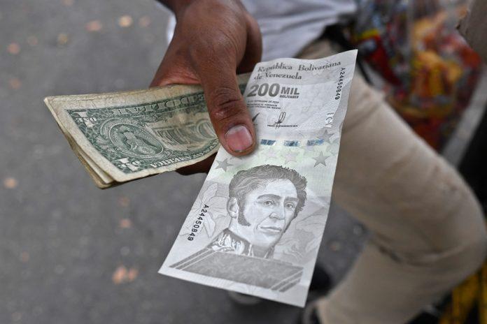 Borges-dólar -inflación