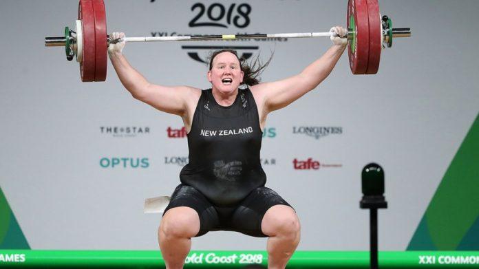atleta transgénero-Hubbard