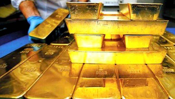 oro venezuela-oro en Inglaterra