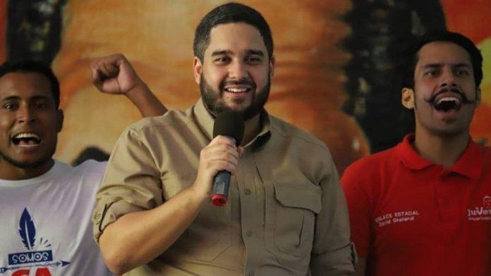 hijo de Maduro