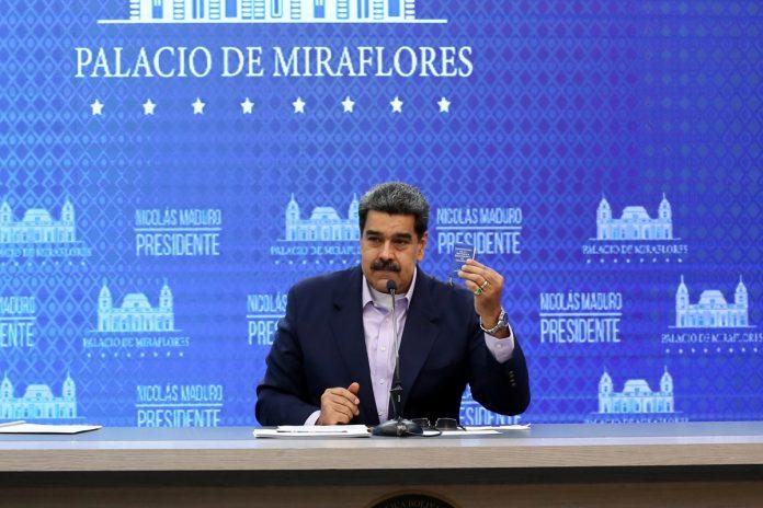 Maduro anunció que en octubre comenzará la vacunación a la población infantil