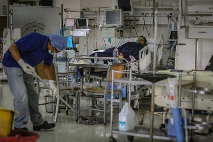 pacientes covid-19 Venezuela