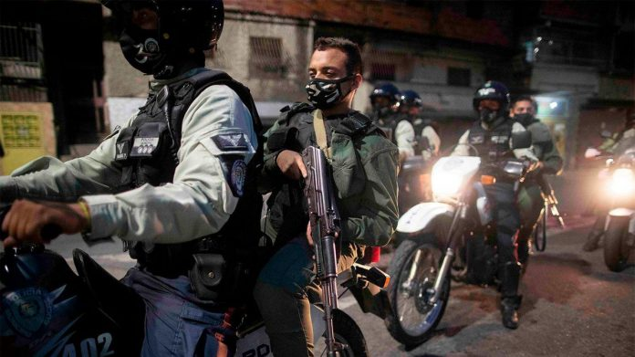 policía La Vega