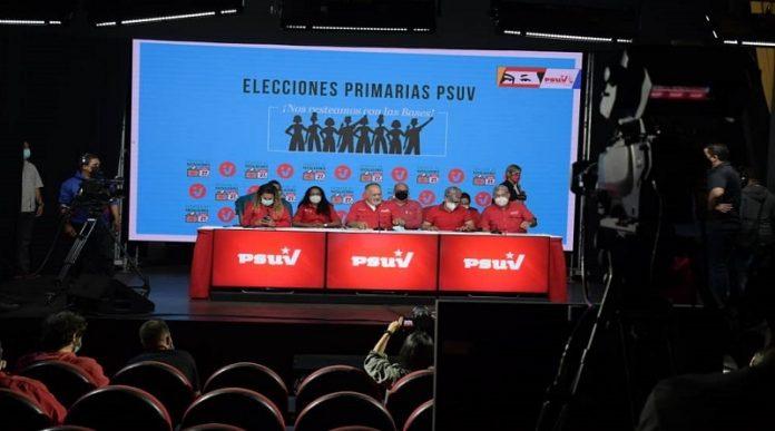 campaña electoral, El Nacional