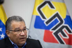 Enrique Márquez busca levantar las inhabilitaciones de opositores