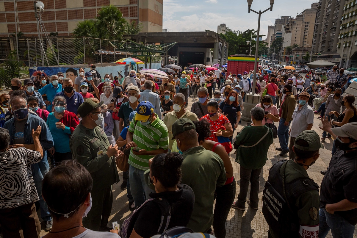 Antonio Ledezma: Juan Guaidó pasaría a ser el usurpador de un interinato si reconoce a Nicolás Maduro como presidente
