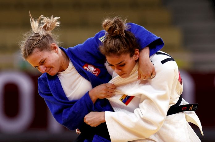 judoca venezolana Anriquelis Barrios