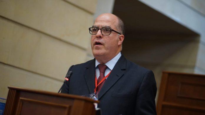 Julio Borges Nicaragua