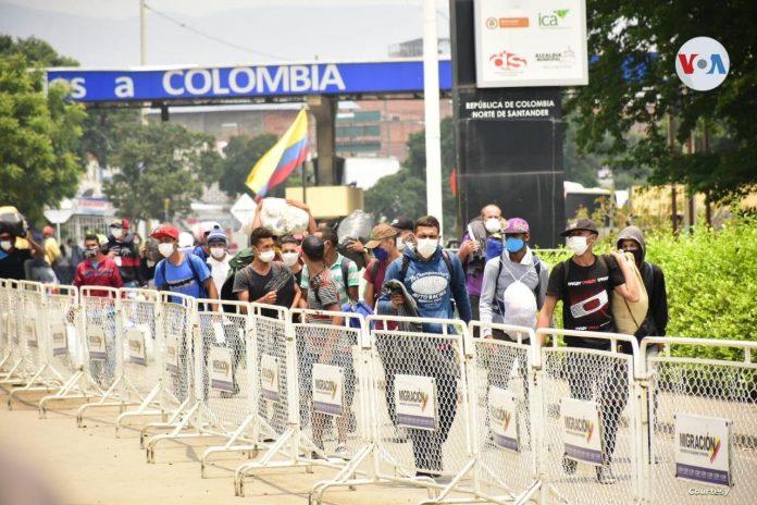 Colombia estatuto venezolanos