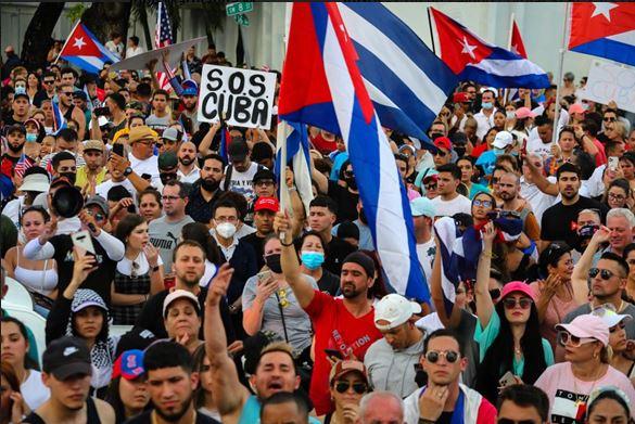 Biden se opone al comunismo cubano