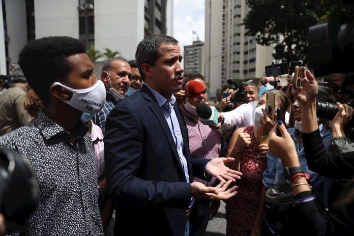 """Guaidó: """"El amedrentamiento nunca nos ha detenido"""""""