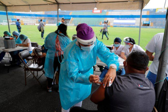 Hondureños: vacunas