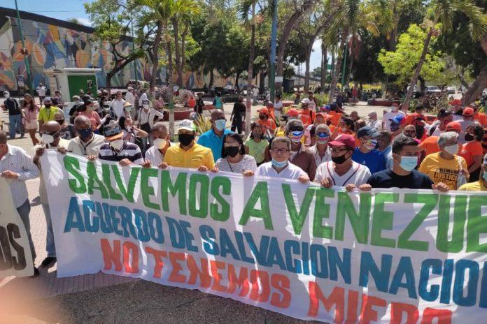 Frente Amplio, persecución política