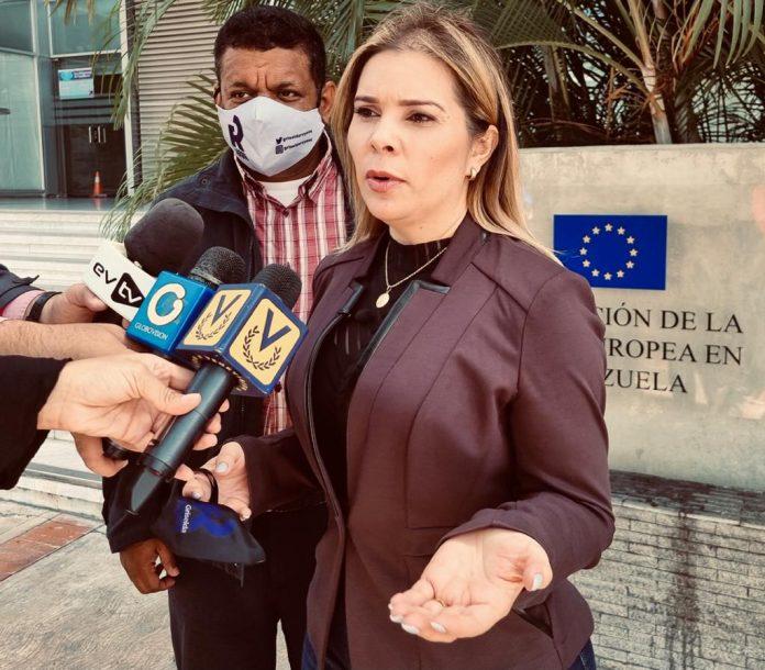 Griselda Reyes, El Nacional