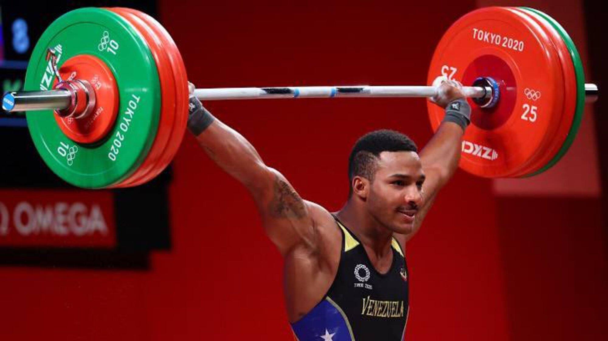 Julio Mayora gana medalla de plata en Tokio
