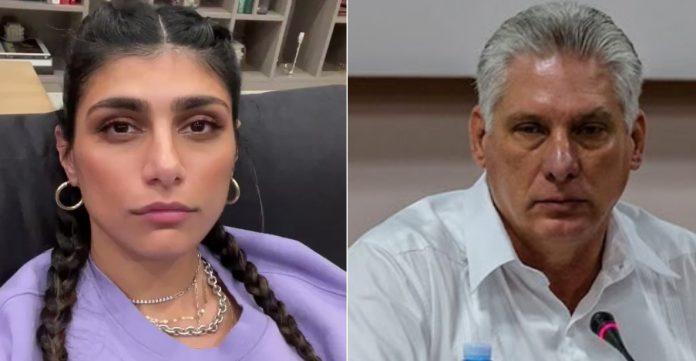 Mia Khalifa Cuba