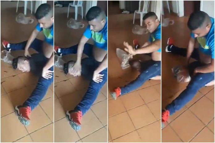 Se ahorcó en los calabozos el militar que torturó a un joven en Lara