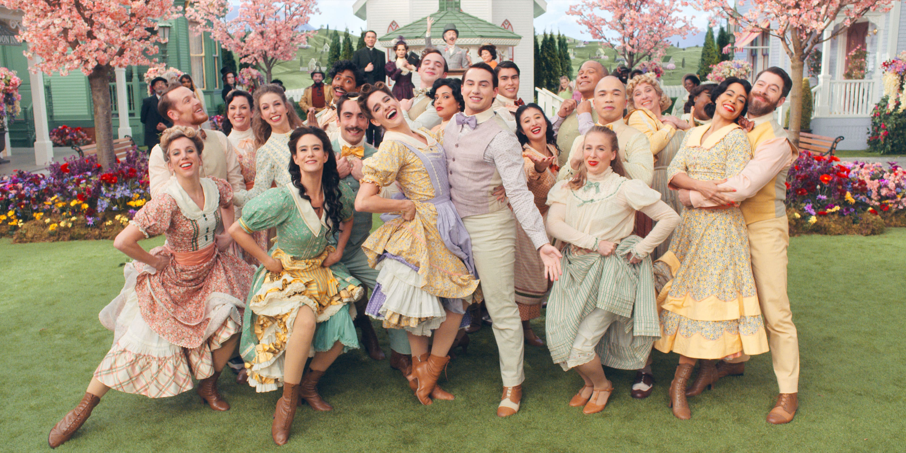 Llegada al Apple TV + el musical Schmigadoon! -