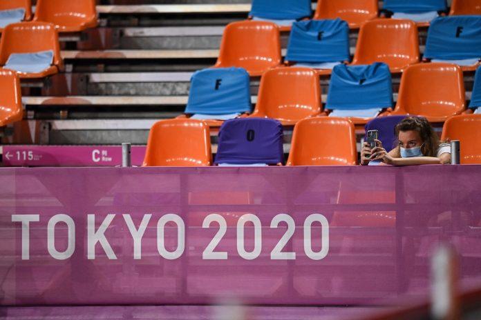 Programa olímpico afectado por una tormenta tropical que se acerca a Japón