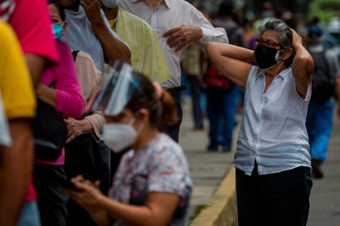 Venezuela, casos, covid-19