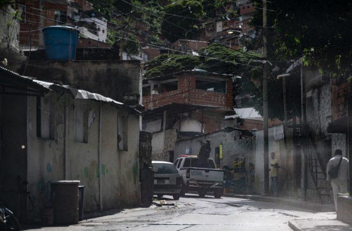 Bandas criminales Caracas, Cota 905