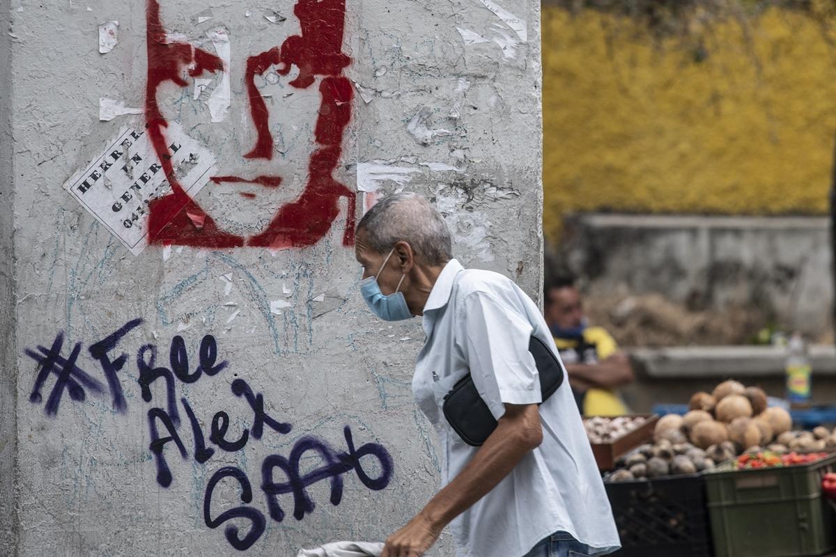Reino Unido sancionó a Alex Saab, presunto testaferro de Nicolás Maduro