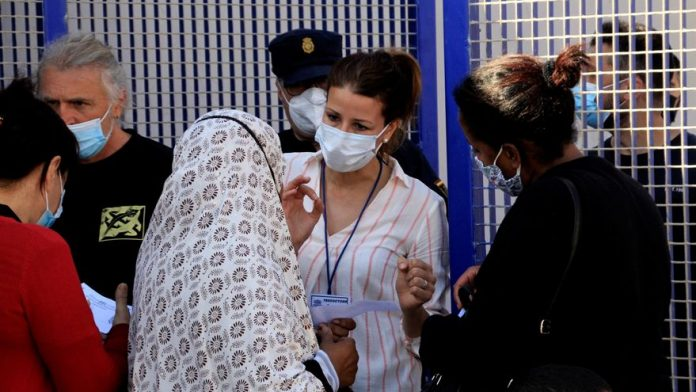 peticiones asilo España