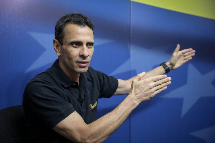 Henrique Capriles: Nicolás Maduro no quiere que la oposición de verdad participe en las elecciones