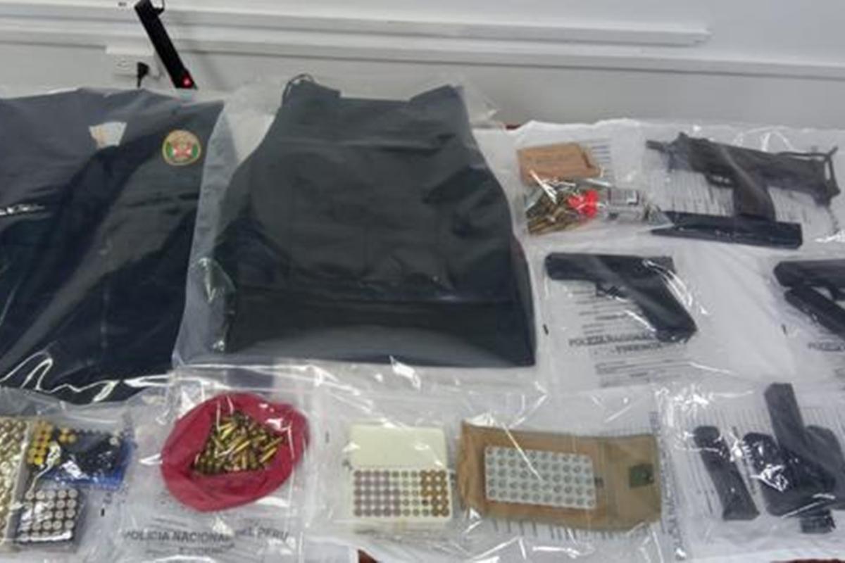 Capturaron a un delincuente acusado de asesinar y descuartizar a un venezolano en Perú