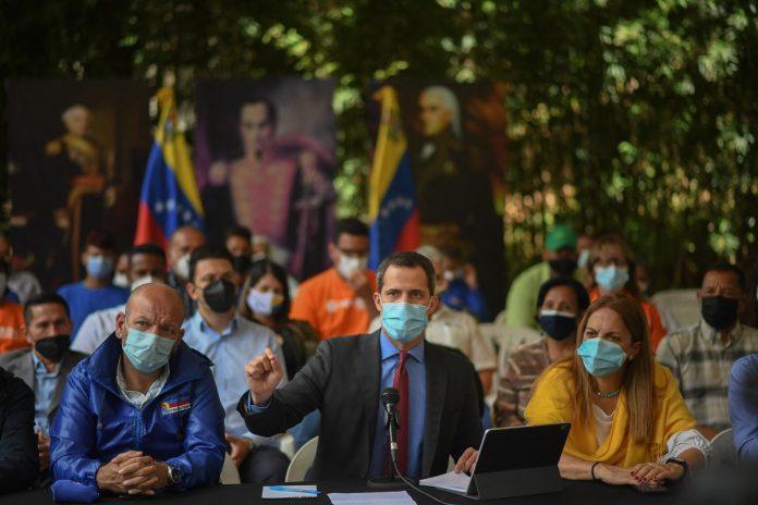 Guaidó evaluará participar en elecciones si se cumplen estándares de la UE