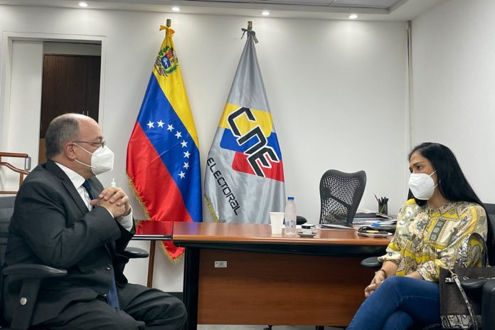 Laidy Gómez pidió al CNE realizar las elecciones primarias de la oposición en Táchira