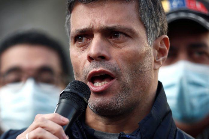 """Leopoldo López: """"Espero que Henrique Capriles no sea una foca ni se arrodille ante Nicolás Maduro"""""""