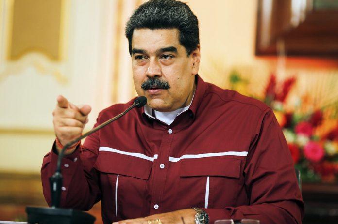 Maduro promotor del terrorismo-para Pueblos