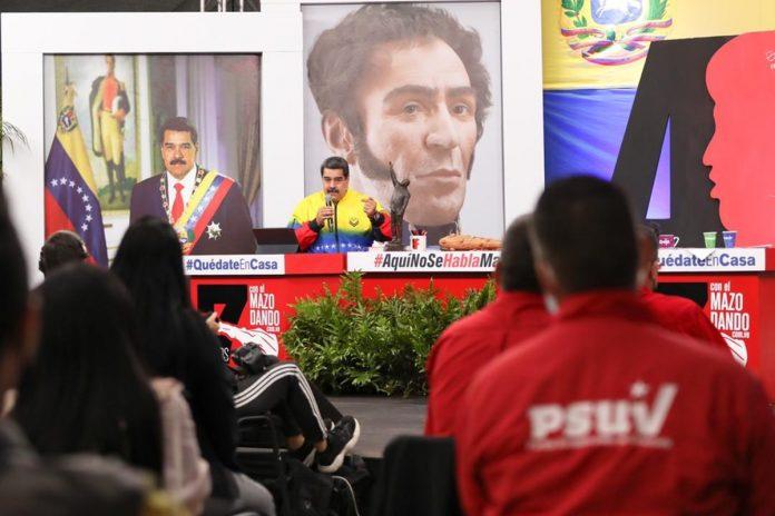 """Maduro espera que se establezcan """"regulaciones bien estrictas"""" para las redes sociales"""