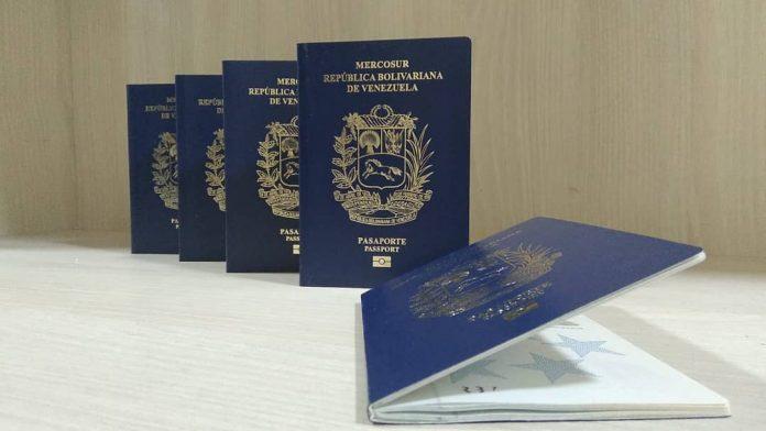 documentos de viaje, trámites del Saime-para pasaportes