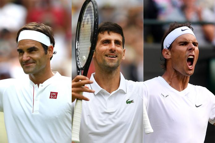 Djokovic, Nadal, Federer, Williams y Osaka estarán en el Abierto de EE UU