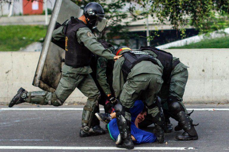 La tortura en Venezuela: crimen de lesa humanidad