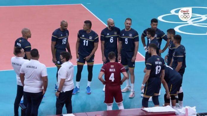 Venezuela voleibol masculino